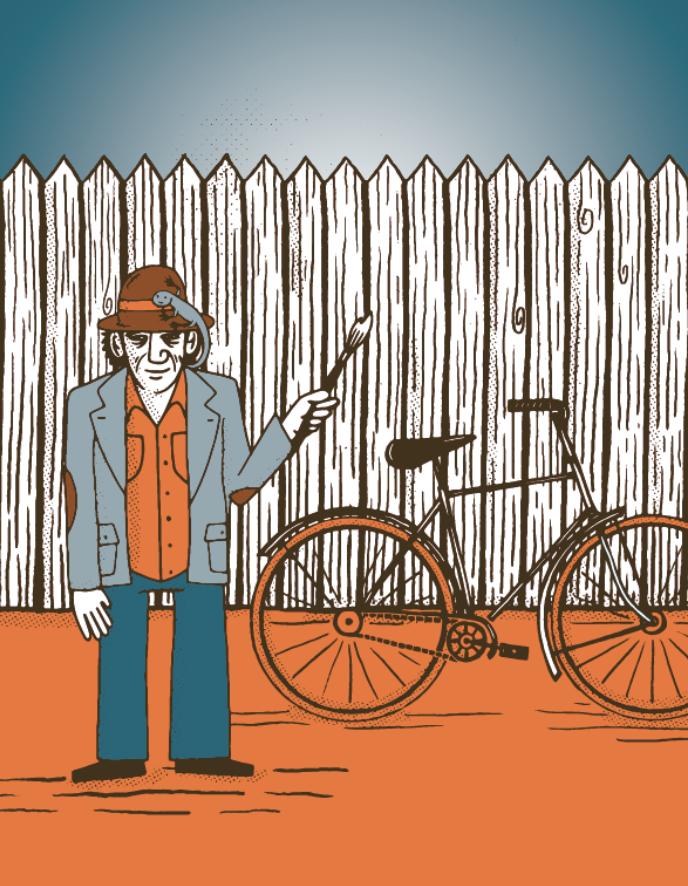 Stand Up Guys: Folk Artist Harold Finster