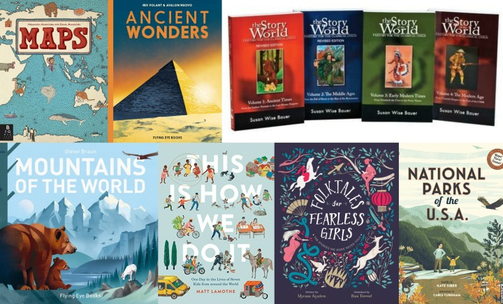 Spilled Milk's summer 2020 read-aloud list | Fascinating books about the world for kids