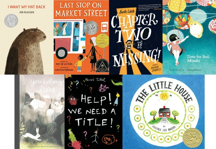 Spilled Milk's 2020 Summer Read-Aloud list | Great picture books for kids
