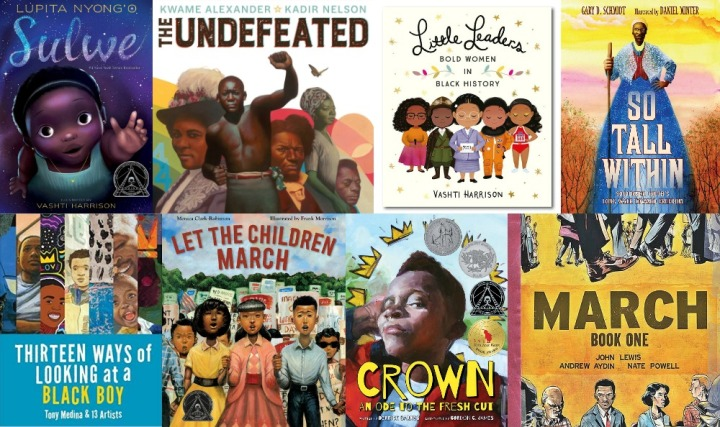 Spilled Milk's Summer 2020 read-aloud list | Important books about black lives
