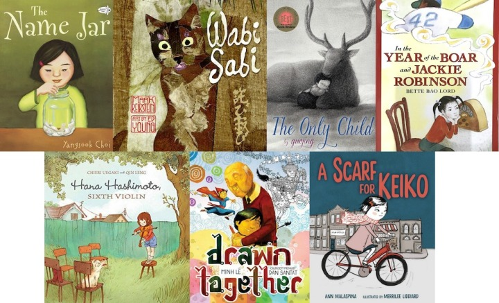 Spilled Milk's 2020 summer read-aloud list | Great books about Asian lives for kids