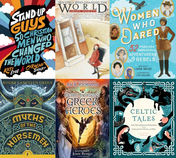 Spilled Milk's summer 2020 read-aloud list | Exciting books about heroes for kids
