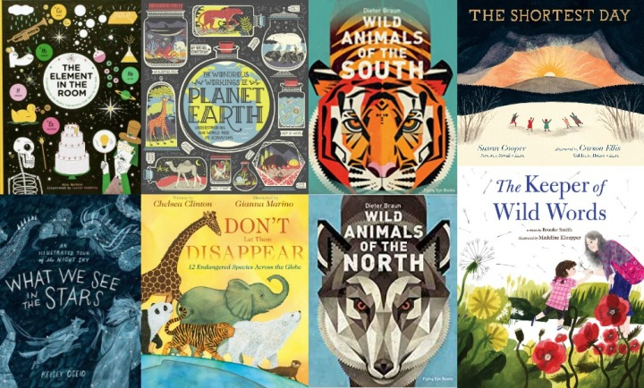 Spilled Milk's summer 2020 read-aloud list | Books about science for kids
