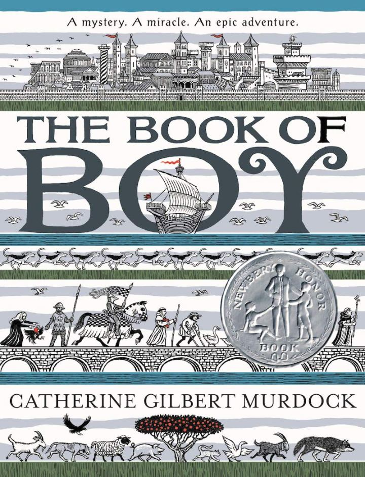 12 things I loved in 2020: The Book of Boy by Catherine Gilbert Murdock