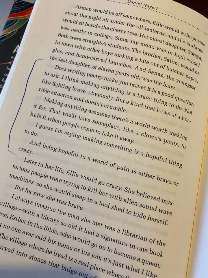 Must read: Everything Sad is Untrue by Daniel Nayeri